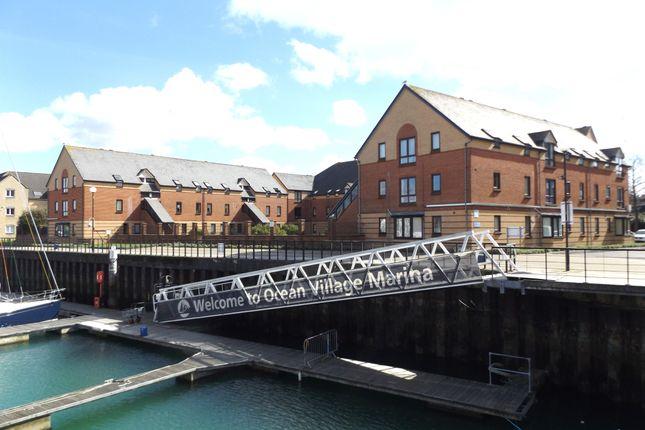 Tasman Court, Ocean Village, Southampton SO14