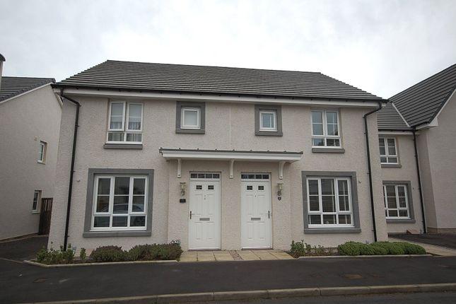 Thumbnail Semi-detached house to rent in Mugiemoss Drive, Bucksburn, Aberdeen