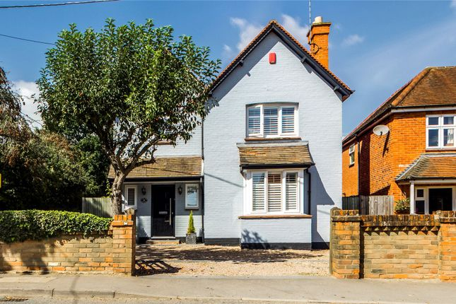 Thumbnail Detached house for sale in Beech Hill Road, Spencers Wood, Reading, Berkshire