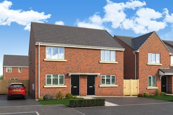 "Thumbnail Property for sale in ""The Halstead At Aurora, Castleford"" at Flass Lane, Castleford"