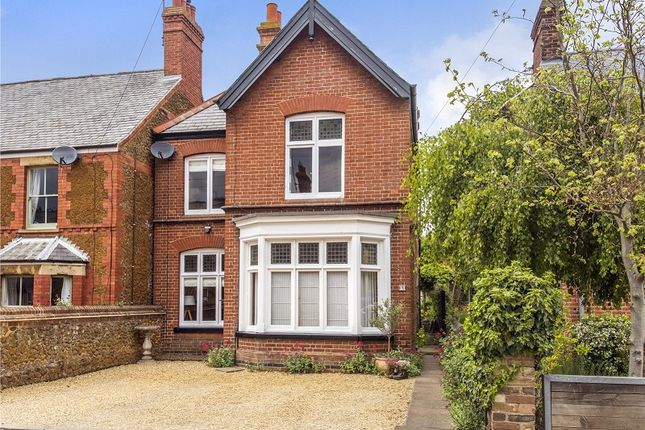 3 bed detached house for sale in Station Road, Snettisham, Kings Lynn, Norfolk.