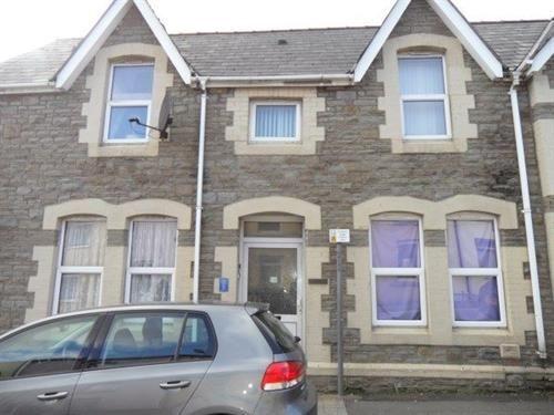 Thumbnail Flat to rent in Flat 5, Tillery Street, Abertillery.