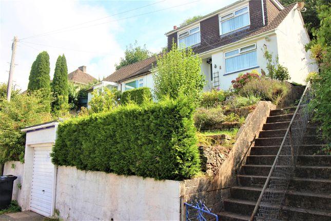 Thumbnail Semi-detached bungalow for sale in Foxhole Road, Paignton