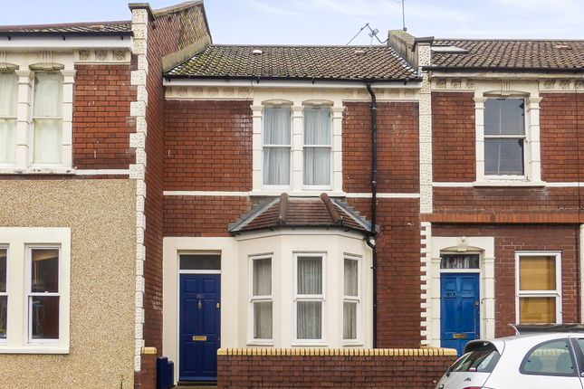 Thumbnail Terraced house for sale in Mina Road, St Werburghs, Bristol