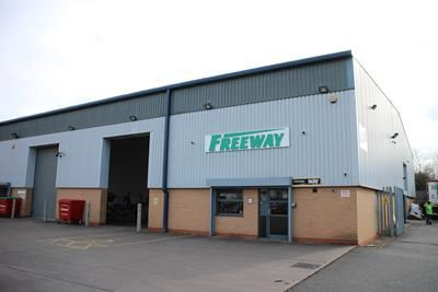 Thumbnail Light industrial to let in Pavilion Way, Loughborough, Leicestershire