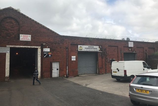 Thumbnail Industrial to let in Charter Street Works, Charter Street, Accrington