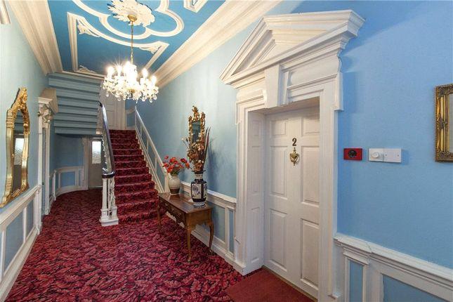 Inviting Hall of Newall Hall, Newall Hall Park, Otley LS21