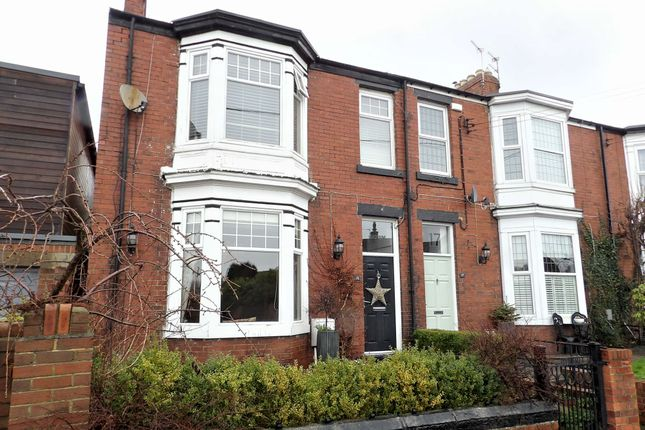 Thumbnail Terraced house for sale in Victoria Terrace, East Boldon