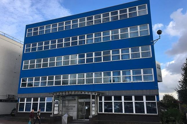 Thumbnail Office to let in Stourside Place, Station Road, Ashford, Kent