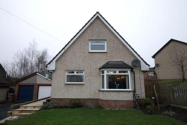 Thumbnail Detached house for sale in Millhaugh Lane, Bathgate, West Lothian