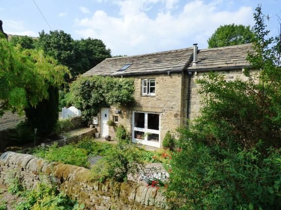 Thumbnail Detached house for sale in Bank Vale Road, Hayfield, High Peak, Derbyshire