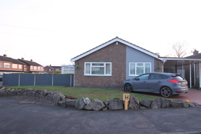 Thumbnail Detached bungalow for sale in Farneway, Hinckley