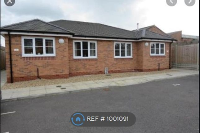 2 bed bungalow to rent in St. Andrews Court, Countesthorpe, Leicester LE8