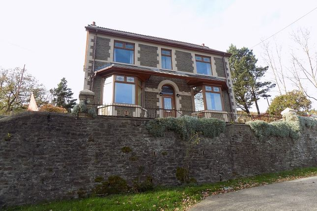 Thumbnail Detached house for sale in Glyncorrwg, Port Talbot, Neath Port Talbot.