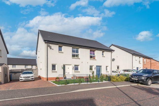 Thumbnail Semi-detached house for sale in Hunterscraig Drive, Oatlands, Glasgow