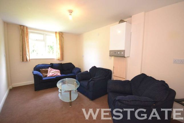 Thumbnail End terrace house to rent in Swainstone Road, Reading