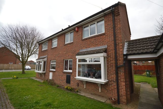 Thumbnail Semi-detached house for sale in Millfields, Ossett