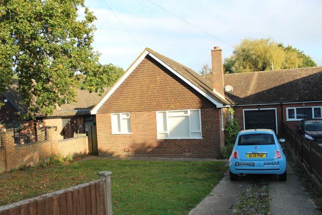 Thumbnail Detached bungalow to rent in Sandrock Hill, Crowhurst, Battle