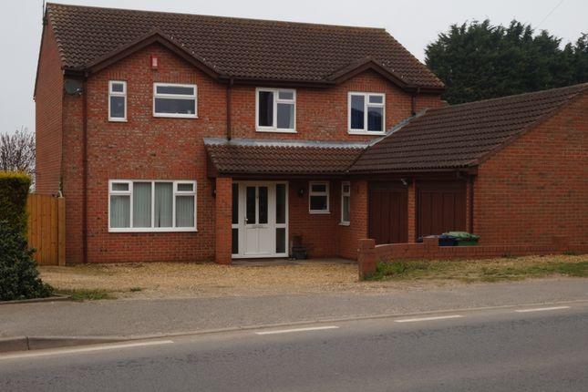 Thumbnail Terraced house for sale in Coates Road, Eastrea