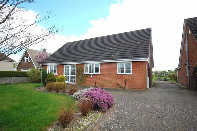 Thumbnail Detached bungalow for sale in Birkinstyle Lane, Shirland, Alfreton