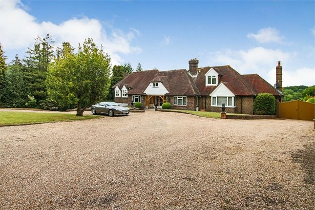 Thumbnail Detached house for sale in Applegarth, Holtye Road, East Grinstead, West Sussex