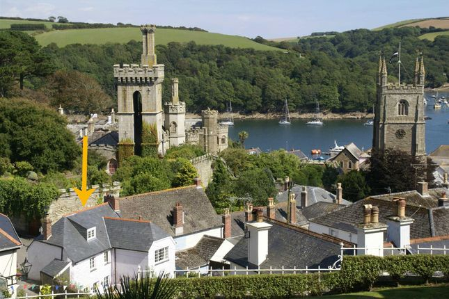Thumbnail Cottage for sale in Cobbs Well, Fowey
