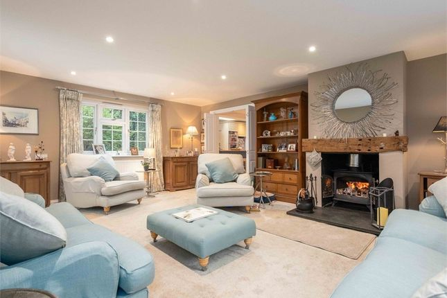 Thumbnail Detached house for sale in Dudley Cottages, Simplemarsh Road, Addlestone, Surrey