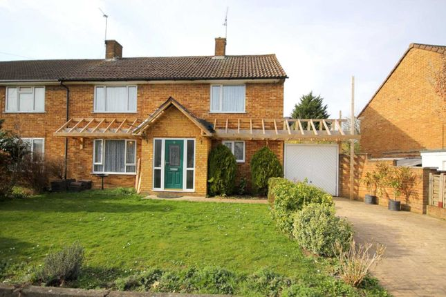 Thumbnail End terrace house for sale in Sawyers Way, Hemel Hempstead Industrial Estate, Hemel Hempstead