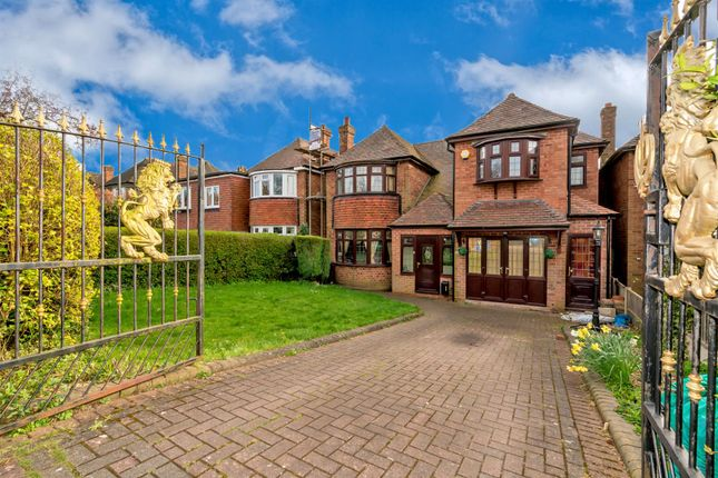 Thumbnail Detached house for sale in Buchanan Road, Walsall