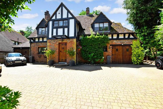 Thumbnail Detached house for sale in Holt Wood Avenue, Aylesford, Kent