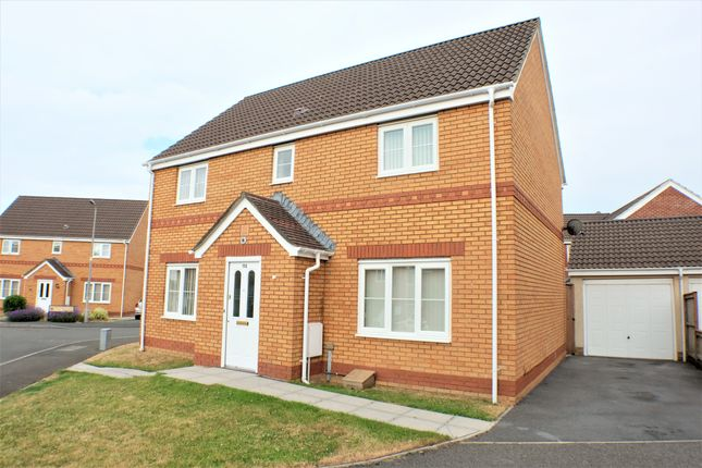Thumbnail Detached house for sale in Pant Bryn Isaf, Llanelli