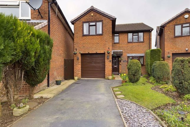 Thumbnail Detached house for sale in Podsmead Place, Gloucester