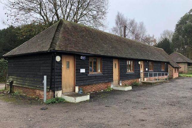 Thumbnail Office to let in The Old Stables, 118, Tonbridge Road, Mereworth, Maidstone, Kent
