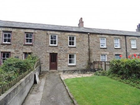 Thumbnail Terraced house for sale in Duporth Road, St. Austell