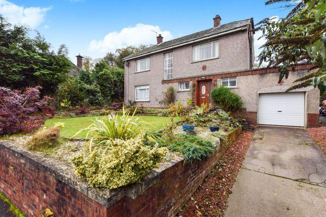 Thumbnail Detached house for sale in Carrick Drive, Coatbridge