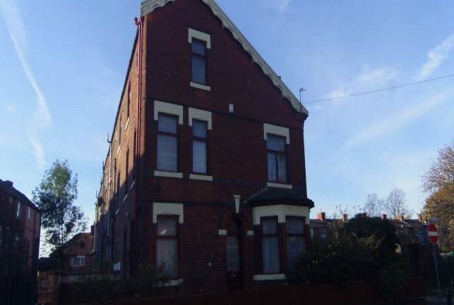 Thumbnail Shared accommodation to rent in Grecian Street, Salford