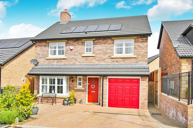 Thumbnail Detached house for sale in Lawther Walk, Shotley Bridge, Consett
