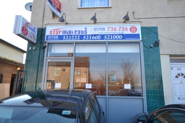 Thumbnail Retail premises to let in Upminster South Road, Rainham