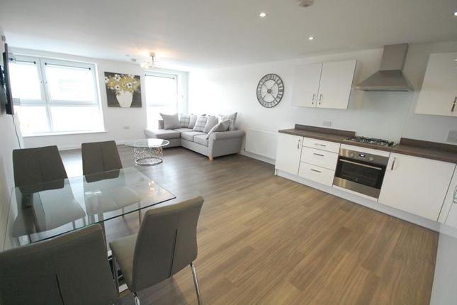 2 bed flat to rent in Ocean Apartments, Park Road, Aberdeen