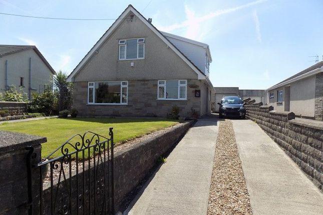 Thumbnail Detached house for sale in Heol Yr Ysgol, Coity, Bridgend.