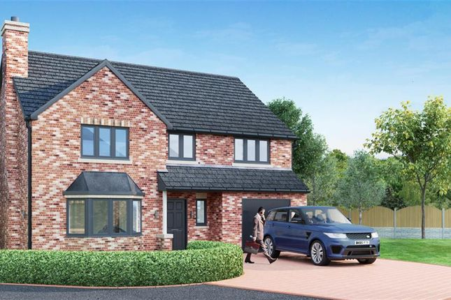 Thumbnail Detached house for sale in Plot 4, Coopers Court