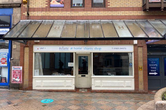 Thumbnail Retail premises to let in Horse Market, Warrington