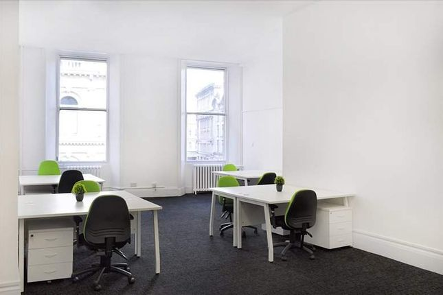 Thumbnail Office to let in Hope Street, Glasgow