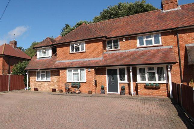 Thumbnail Semi-detached house for sale in Wellington Terrace, Sandhurst