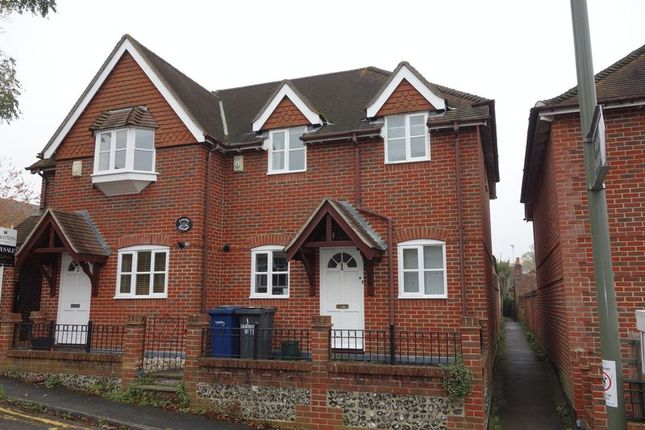 Thumbnail Semi-detached house to rent in Sumner Road, Farnham