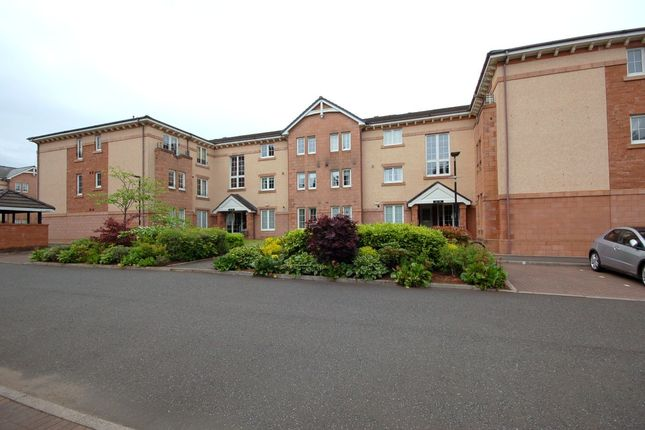 Thumbnail Flat for sale in Old Station Court, Bothwell, Glasgow