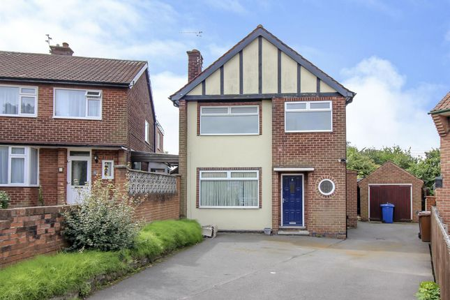 Thumbnail Detached house for sale in Lincoln Avenue, Sandiacre, Nottingham