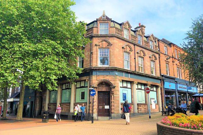 Thumbnail Retail premises to let in 41 High Street, Newcastle-Under-Lyme, Staffordshire