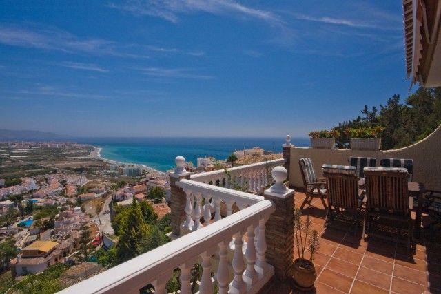 Top Terrace & View