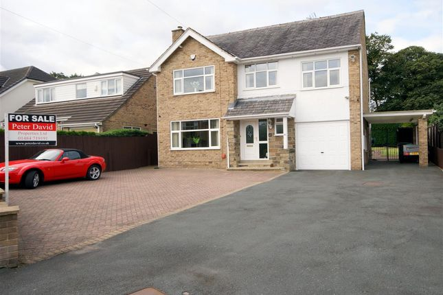 Thumbnail Detached house for sale in Long Fallas Crescent, Brighouse